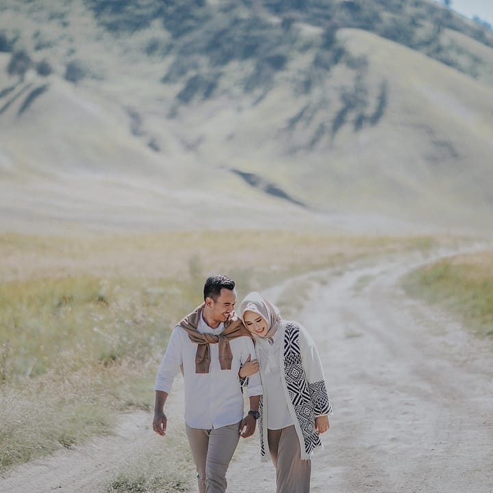 6 Tips Foto Prewedding Low Budget