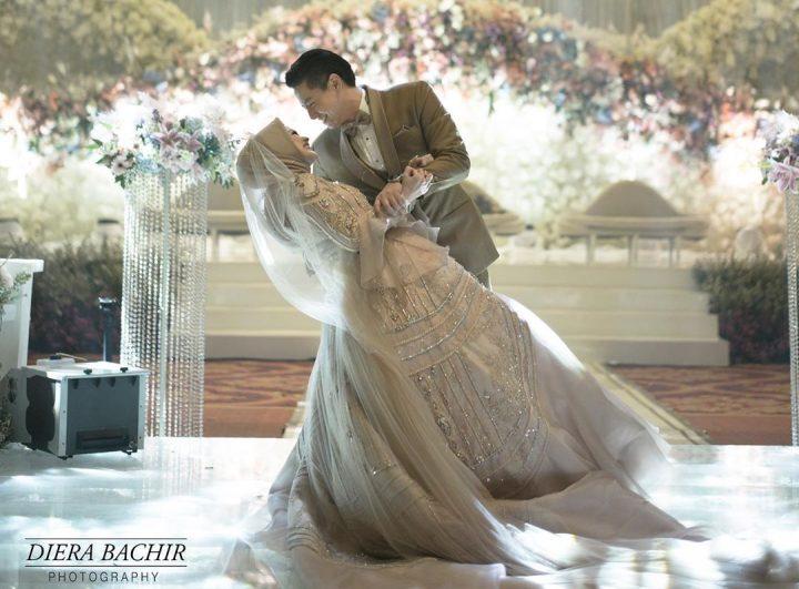 Inspirasi Gaun Pengantin Artis yang Menikah di 2019