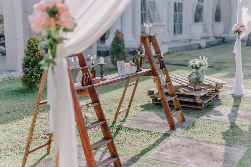 vintage rustic decor