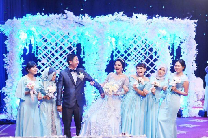 5 Tips Mudah Memilih Bridesmaids