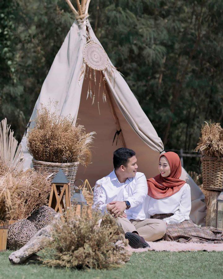 Mitos Menjelang Hari Pernikahan